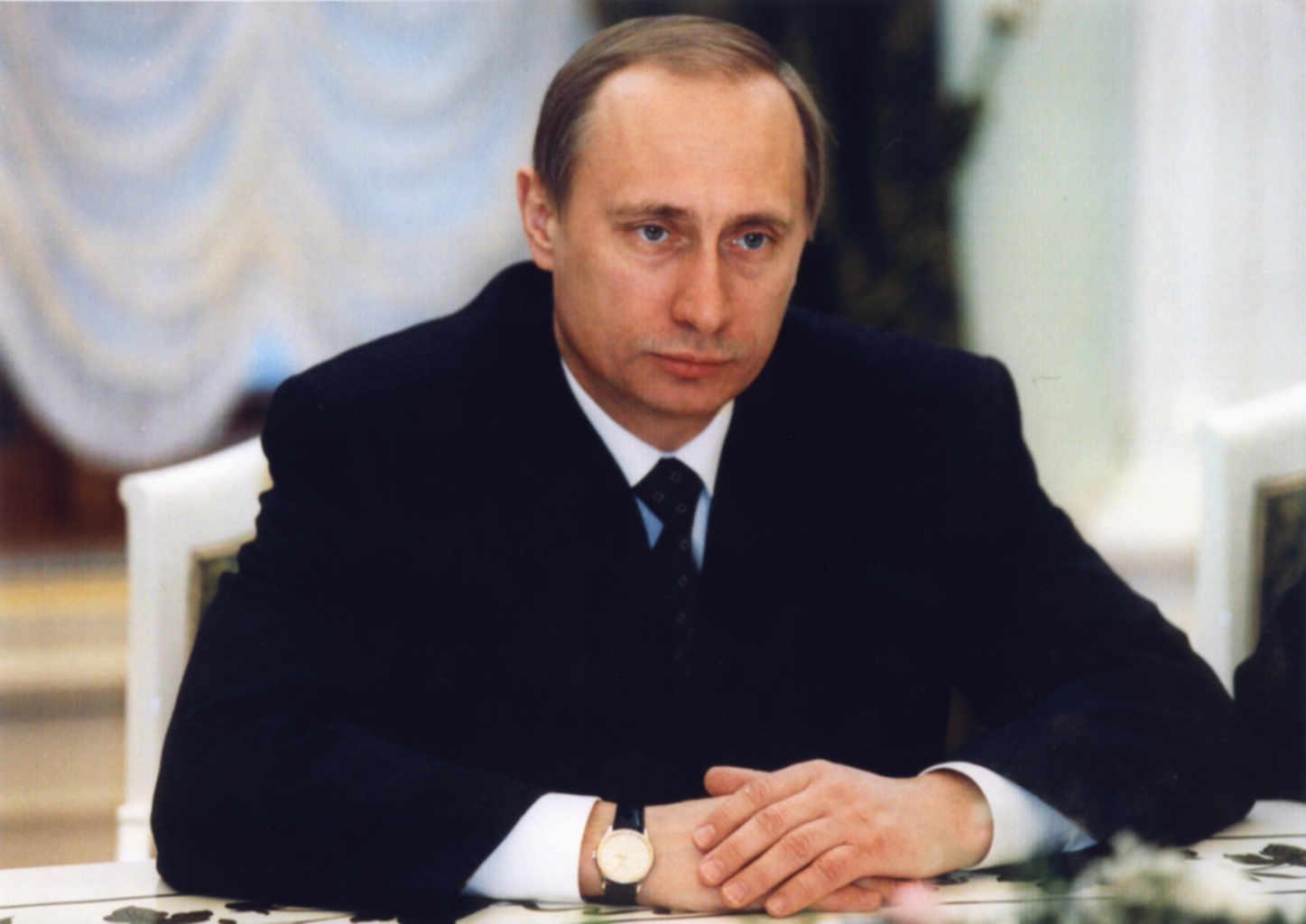 Скачать портрет путина в формате а4