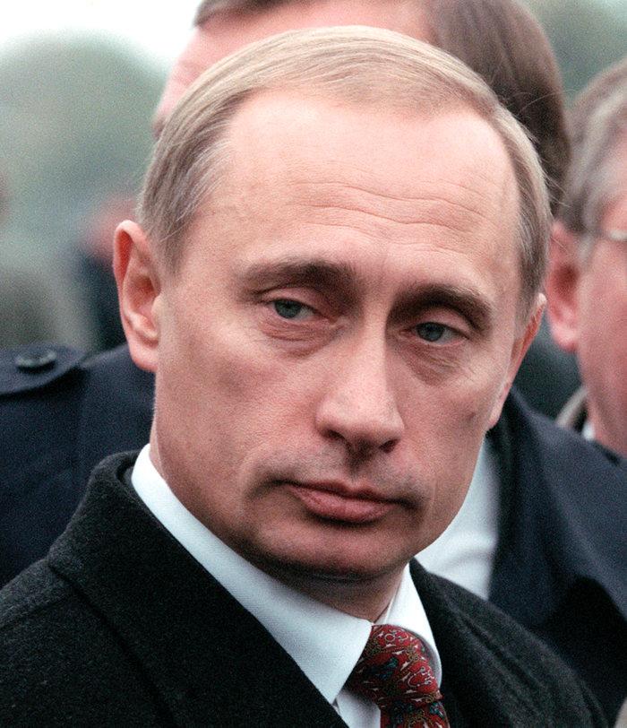 Широкоформатные фото путина.